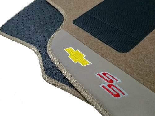 Kit Assoalho Luxo + Porta Malas Tapete Astra Advantage