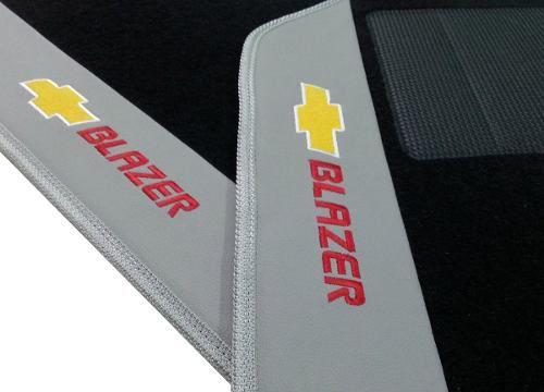 Tapete Blazer Carpete 8mm Base Pinada Hitto O Melhor!