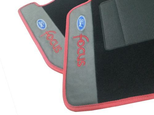 Tapete Ford Focus Hatch/ Sedan+porta Malas Luxo