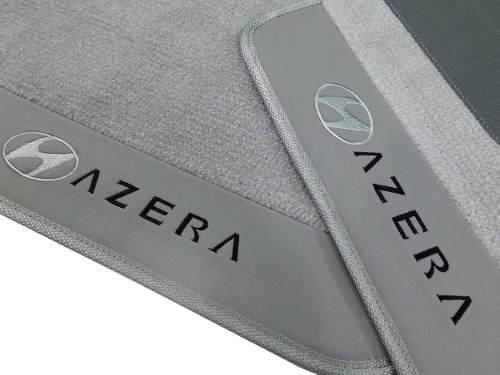Tapete Hyundai Azera Carpete Premium 12mm Base pinada