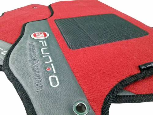 Tapete Punto Blackmotion Carpete Premium 12mm C/ Base Pinada