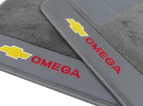 Tapete Omega Carpete Linha Premium 12mm Base Pinada
