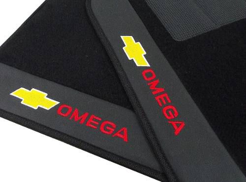 Tapete Omega Carpete 8mm Base Borracha Pinada Hitto
