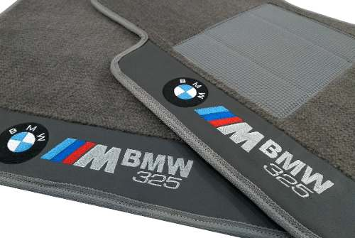 Tapete Bmw 325 Carpete Linha Premium 12mm