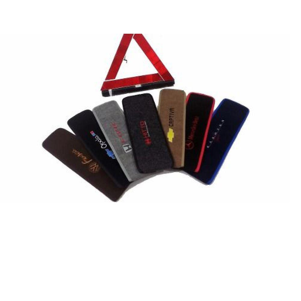 Capa de Triângulo Hitto Carpete Personalizado