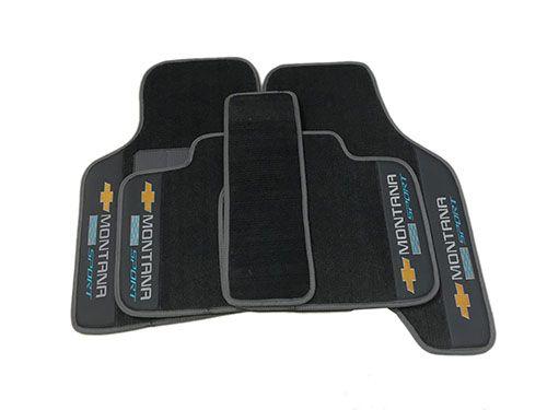 Tapete Carpete Montana  Premium Base Pinada