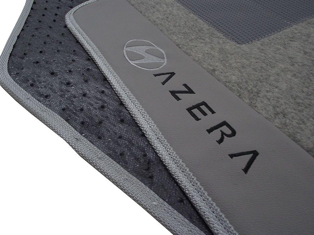 Tapete Hyundai Azera Carpete Luxo Original HITTO