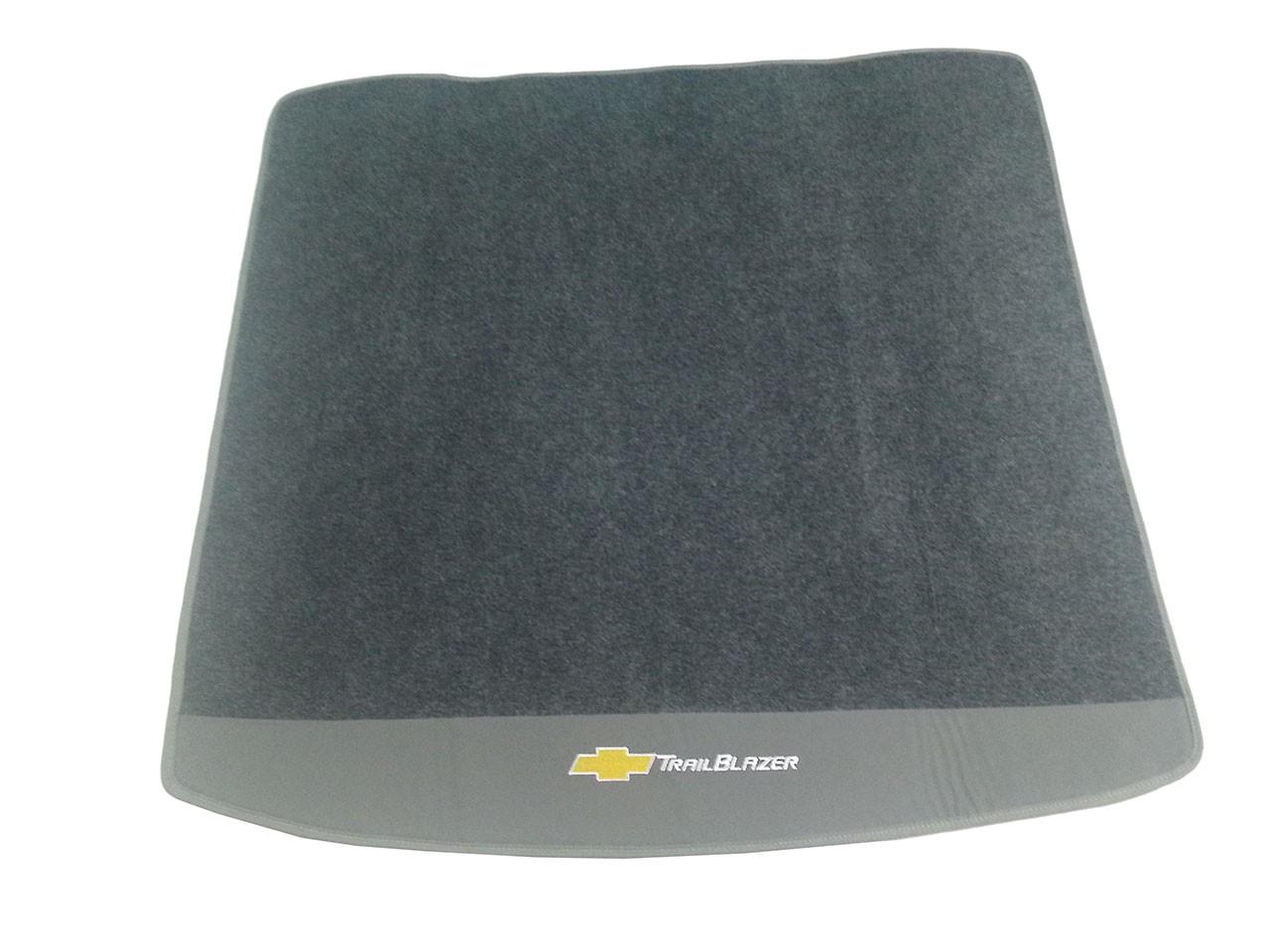Kit Tapete Trailblazer Carpete 12mm Assoalho+Porta Malas