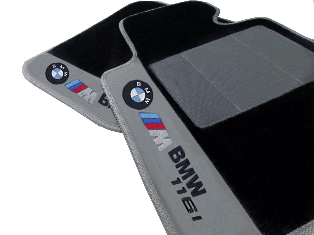 Tapete Bmw 116i 2014/... Carpete Premium