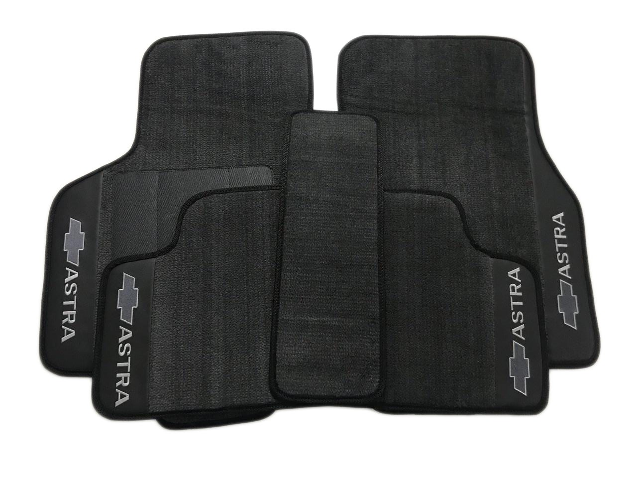 Tapete Chevrolet Astra Chumbo Carpete Premium