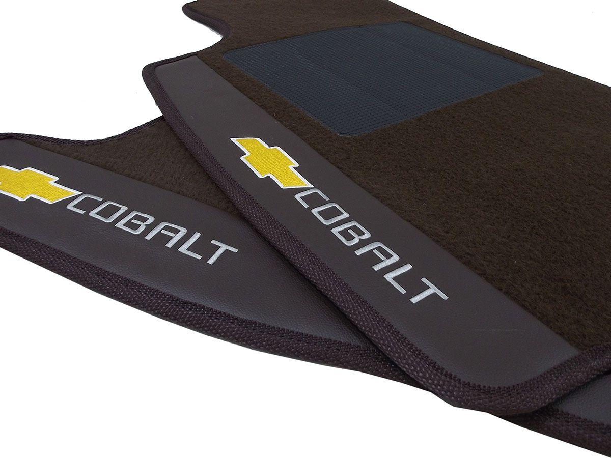 Tapete Cobalt Novo Carpete  Luxo Base Borracha Pinada- Hitto