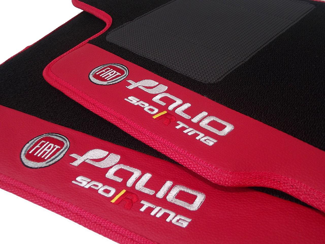 Tapete Fiat Palio Sporting Personalizado Borracha Pvc