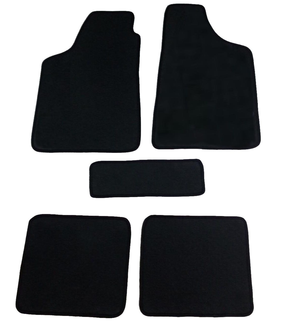 Tapete Fiat Tipo Carpete  Base Pinada