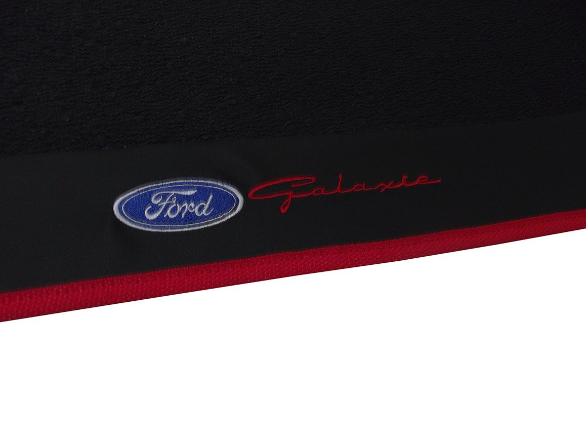 Tapete Ford Galaxie Carpete Luxo Base Pinada