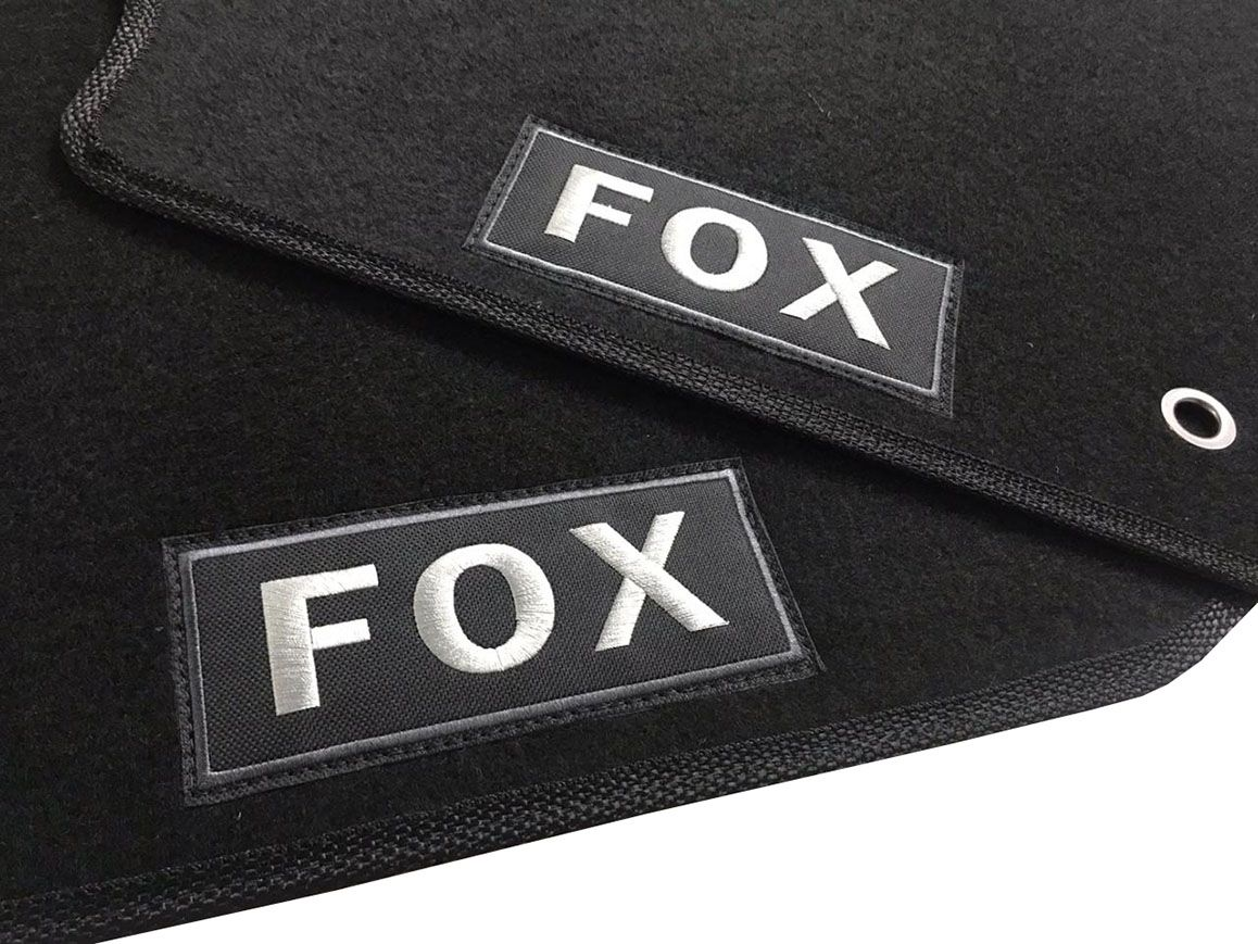 Tapete Fox Carpete Base Pinada