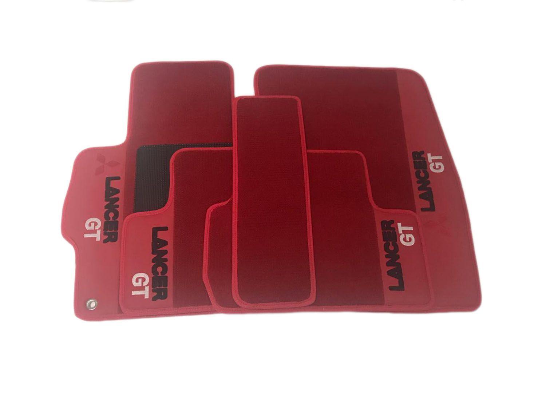 Tapete Hitto Lancer Gt Carpete Premium  Base Pinada