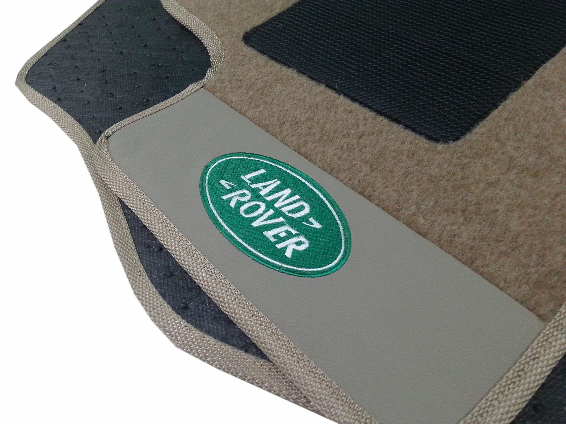 Tapete Land Rover Evoque 2016 Carpete Premium