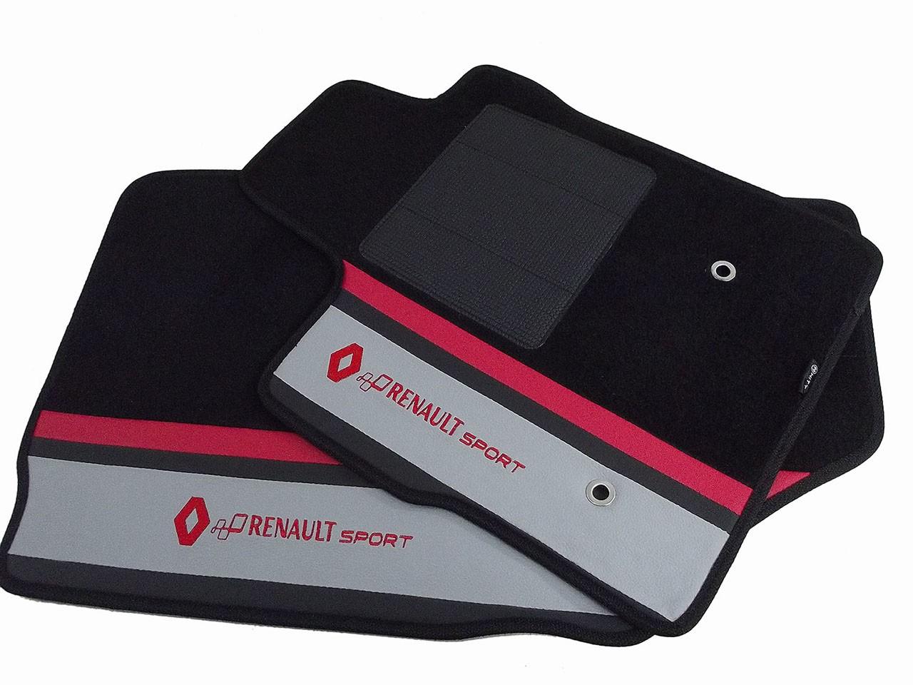Tapete Renault Logan Rs Carpete Premium Base Pinada