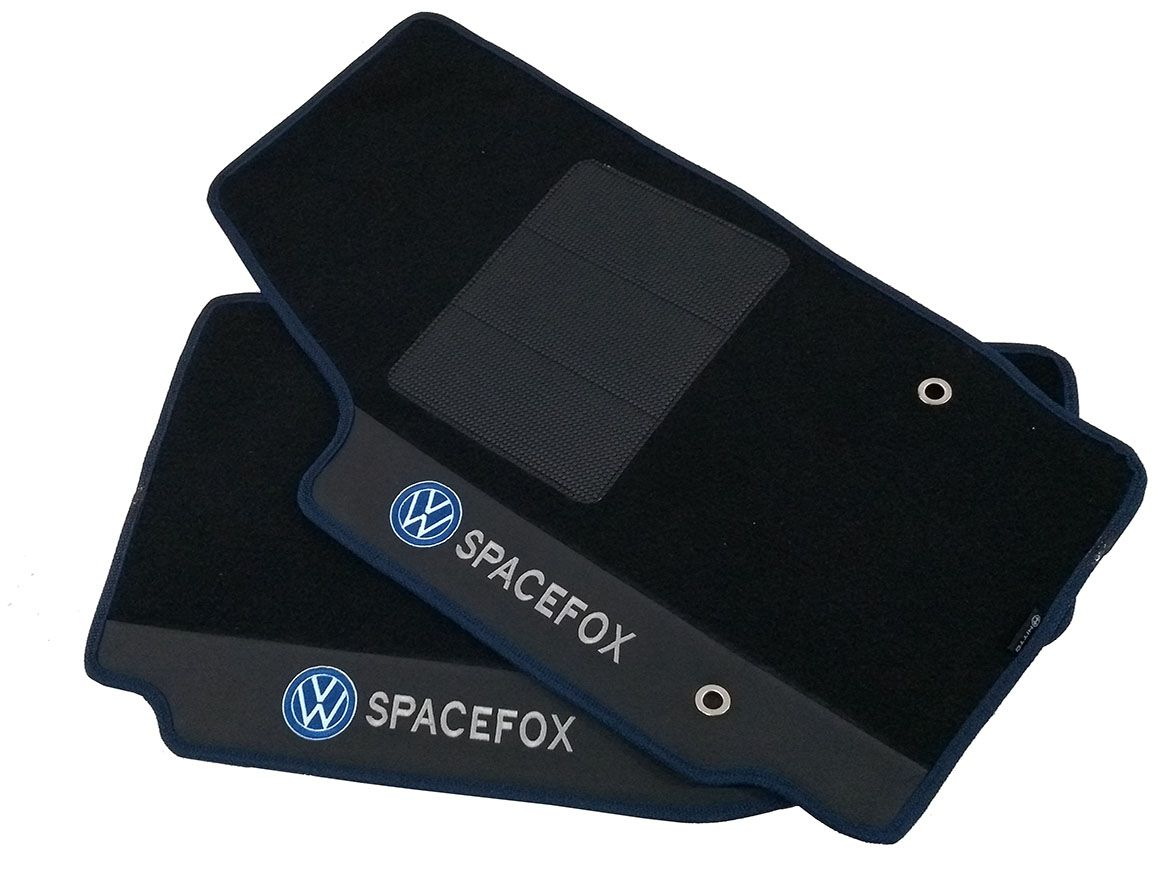 Tapete Spacefox Carpete Premium  Base Pinada