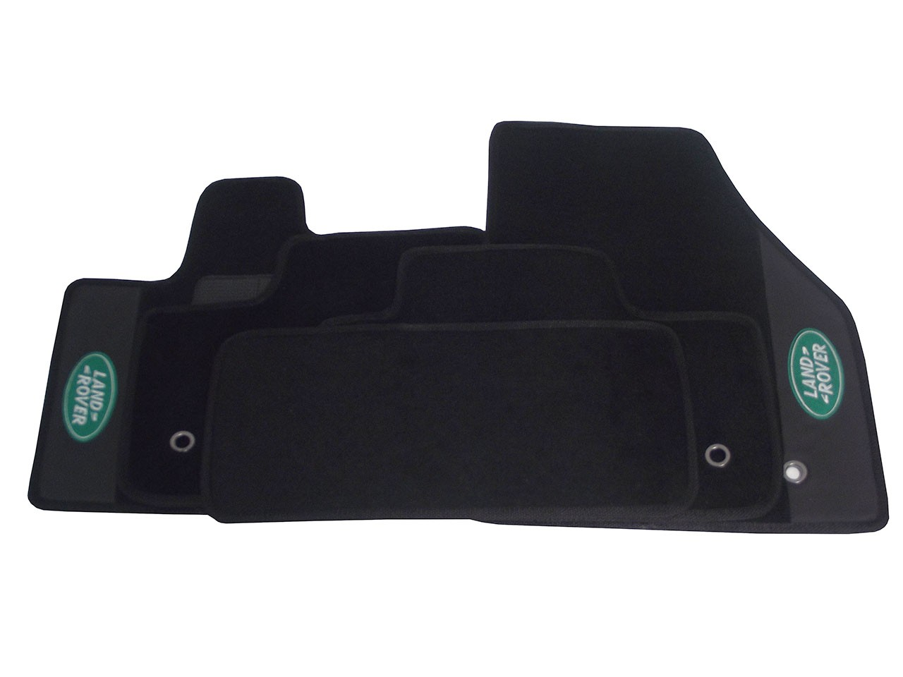 Tapetes Carpete Land Rover Discovery 4 Luxo Base Pinada