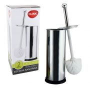 Acessórios para Banheiro - Escova Sanitária em Inox  - Clink