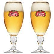 Conjunto de 2  Taças Stella Artois 250ml