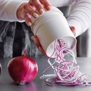 Mini processador de alimentos espiral - Prana