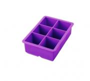 Forma de Gelo Ice Cube - Cubos extra grandes