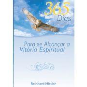 Livro - 365 dias para se Alcançar a Vitória Espiritual - Reinhard Hirtler - Editora RH Publicações