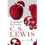 Livro - A Abolição do Homem - C. S. Lewis