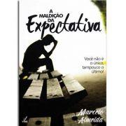 Livro - A Maldição da Expectativa - Marcelo Almeida - Editora Ampelos