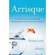 Livro - Arrisque - Kenny Luck