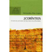 Livro – Comentário Expositivo – 2 Coríntios - Hernandes Dias Lopes - Editora Hagnos