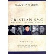 Livro  -Cristianismo Uma História Inspirativa - Marcelo Almeida