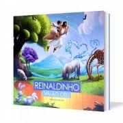 Livro - Infantil - Reinaldinho vai ao céu - Reinhard Hirtler - Editora RH Publicações