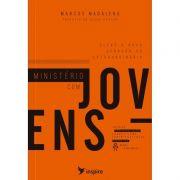 Livro - Ministério com Jovens - Marcos Madaleno