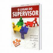 Livro - O lugar do Supervisor - Pastor Aluízio A. Silva - Editora Videira