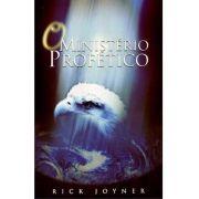Livro - O Ministério Profético - Rick Joyner - Editora Shemá