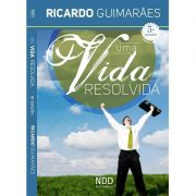 Livro - Uma Vida Resolvida - Ricardo Guimarães