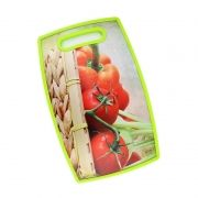 Tábua de Carne Estampa Tomates
