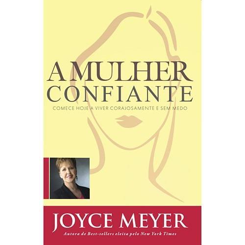 Livro - Mulher Confiante - Joyce Meyer