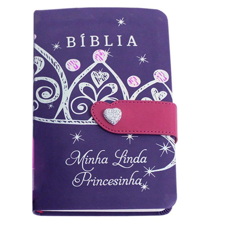 A Bíblia Minha Linda Princesinha