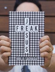Bíblia Jesus Freak Capa  Pied-de-poule