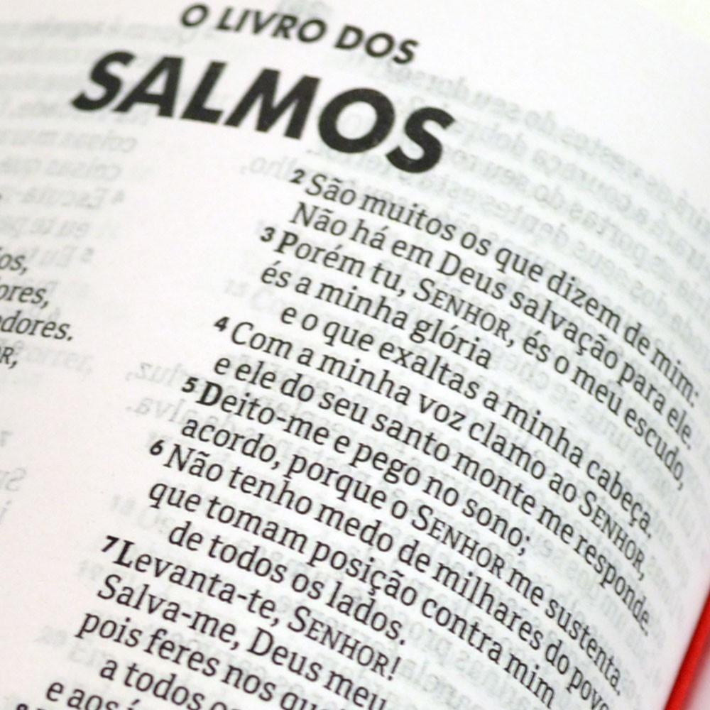 Bíblia JesusCopy RA - Capa Dura Amarela Coração