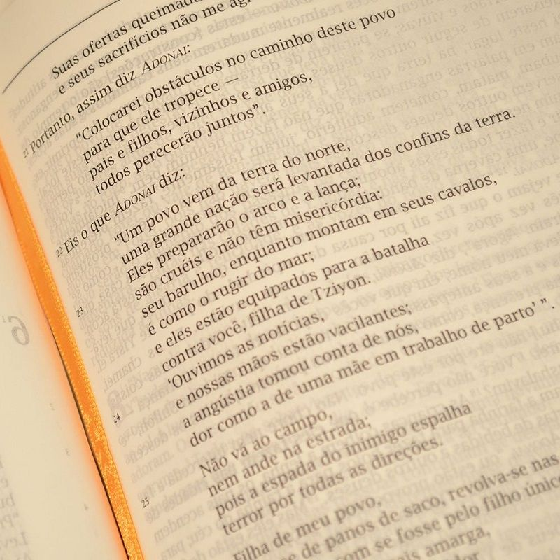 Bíblia Judaica Completa Luxo - Capa Preta