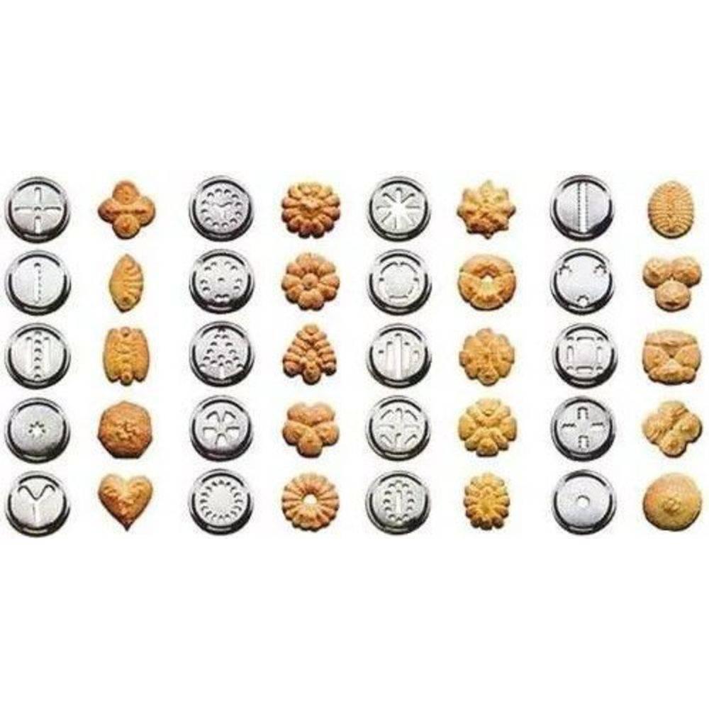 Biscoiteira Manual - Modelar Bolachas Biscoitos