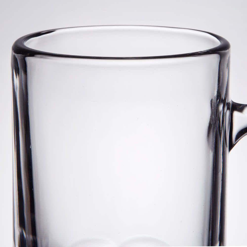Caneca de Chopp 1 Litro  - Vidro Resistente - Libbey