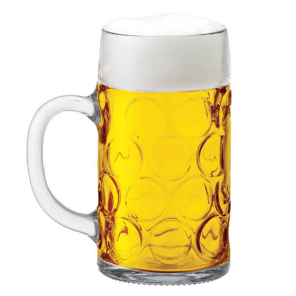 Caneca de Chopp e Cerveja 500ml - Masskrug - Oficial Oktoberfest