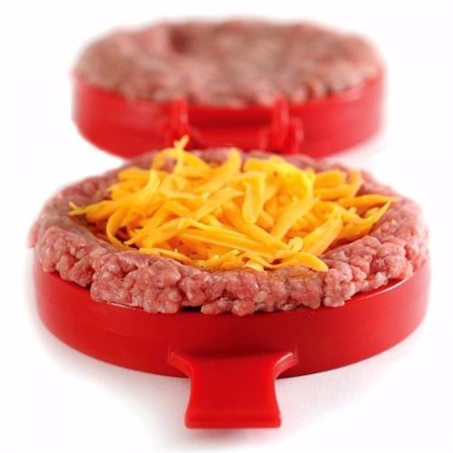 Forma modeladora para hambúrguer