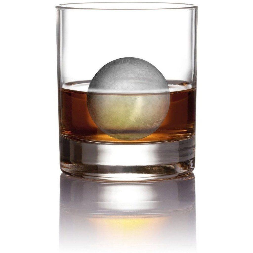 Forma Para Gelo 4 Esferas Grande - Bartender Ice Ball